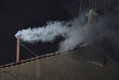 fumée blanche chapelle sixtine