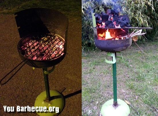 Fabriquer barbecue gaz les derni res id es - Fabriquer un barbecue avec un chauffe eau ...