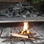 barbecue inversé