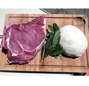 2 méthodes pour la côte de bœuf en croute de sel
