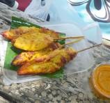 recette poulet satay koh lanta mini