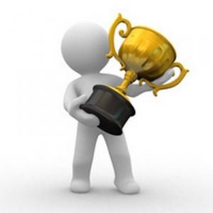 trophy gold