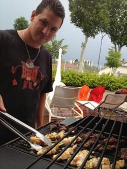 Au paradis du barbecue à gaz