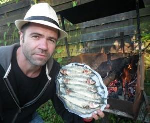 sardines croustillantes une