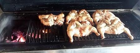 petits poulet boucané rotisserie boucané