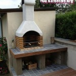 Le coin des bricoleurs you for Plan barbecue en beton cellulaire