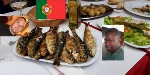 sardinha portuguesa slider barbecue