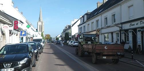 Rue Queven 56 boucherie de Warren.fr