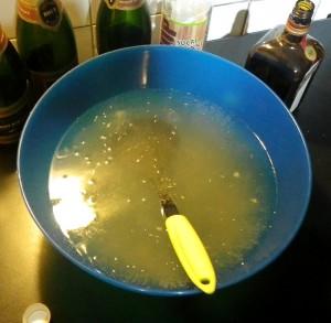 Soupe de champagne 'Une'.jp
