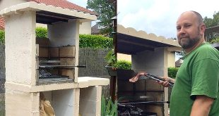 Barbecue archives you barbecue for Construire son barbecue en beton cellulaire