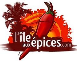 Logo l'île aux épices