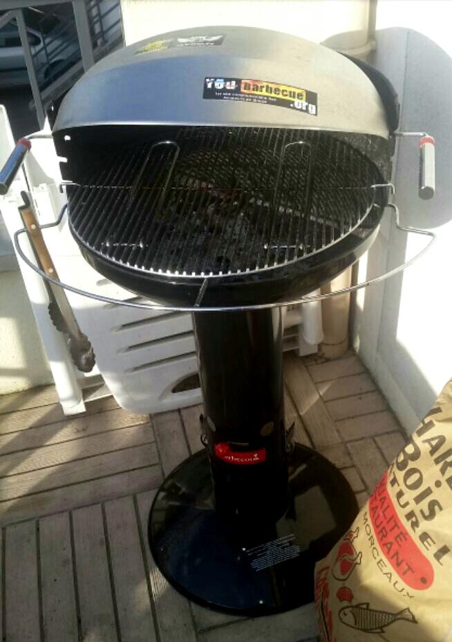 Avis Barbecookquickstart
