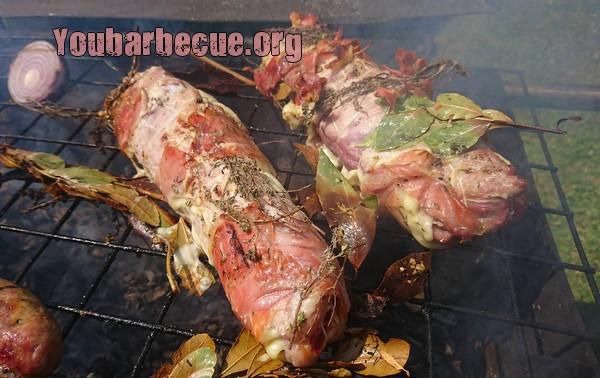recette de filet mignon barbecue au chorizo