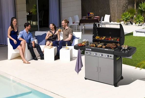 top vente barbecue gaz 2017
