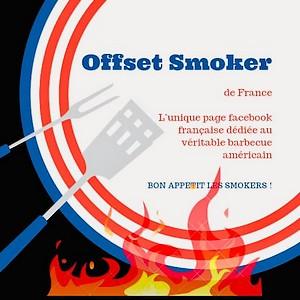 logo BBq Offset smoker de France