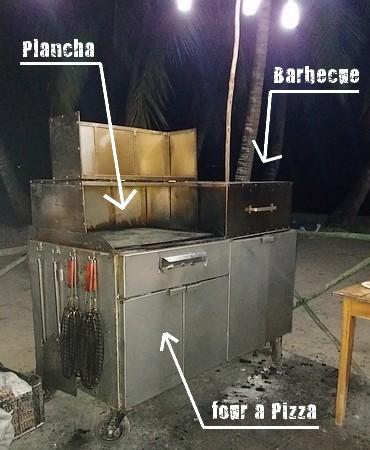 barbecue cubain