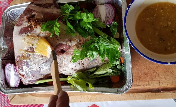 marinade pour gigot au barbecue