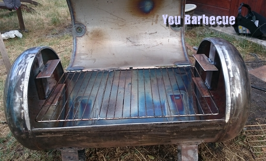 Barbecue fabrication maison id es de for Fabrication barbecue exterieur