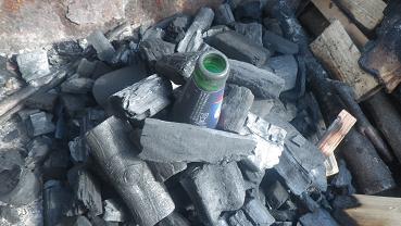 puit à charbon