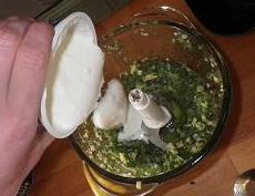 sauce menthe côte de boeuf