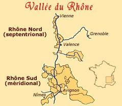 Accompagner les côtelettes d'agneau avec la vallée du Rhone