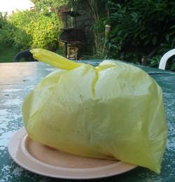 poivrons grillés sac