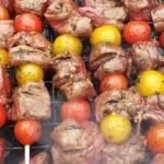 brochettes de bœuf sugar beef