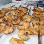 recette crevettes Ricard