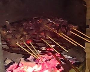 foie de veau au barbecue