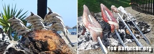 sardines-et-poulpes-grillées-à-landalouse