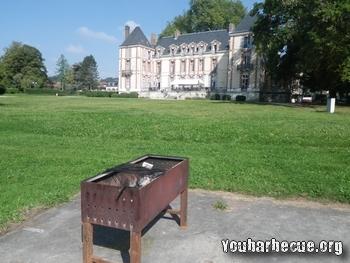 barbecue chateau