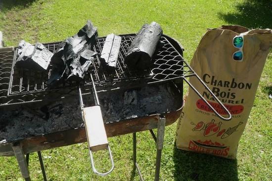 Le charbon Grill O' Bois