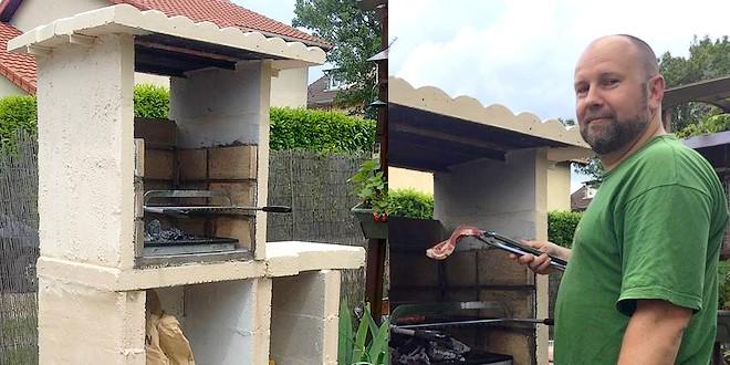 Faire Son Barbecue En Beton Cellulaire You Barbecue