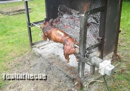 toujours populaire garantie de haute qualité riche et magnifique Préparation et cuisson du cochon à la broche - Youbarbecue.org