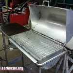 faire un barbecue en inox