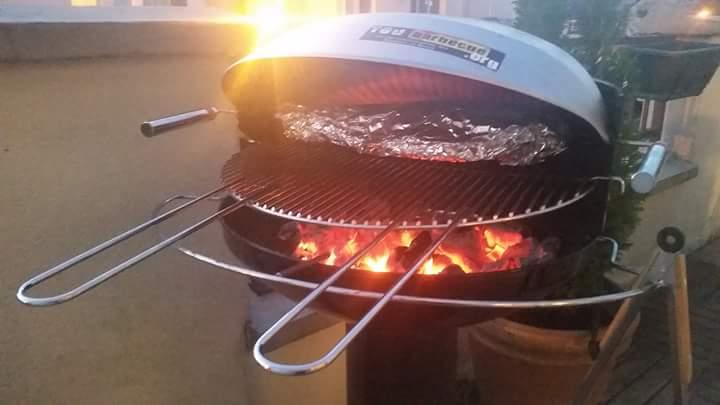 Dome barbecook quickstart