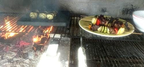 recette brochette de boeuf au paprika