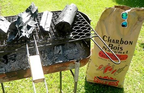 charbon de bois de qualité
