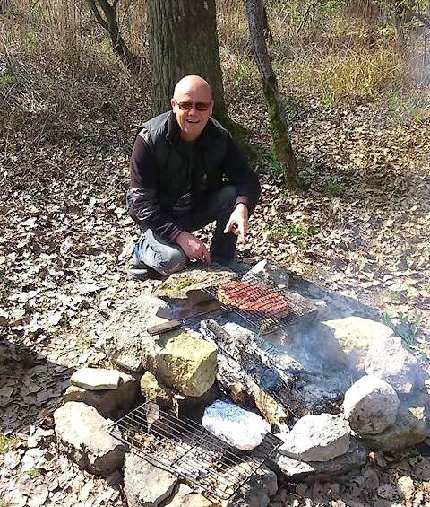 Recette de rouelle au barbecue