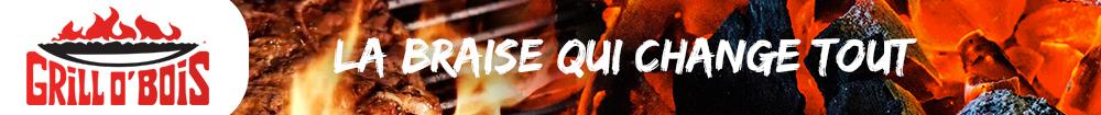 Charbon pour barbecue de qualité