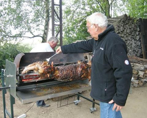 sauce speciale cuisson du cochon