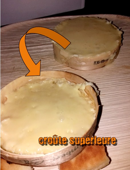 ouverture camembert barbecue
