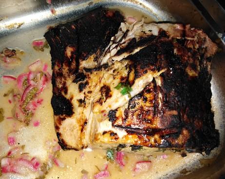 fin de cuisson filet de porc à la cubaine