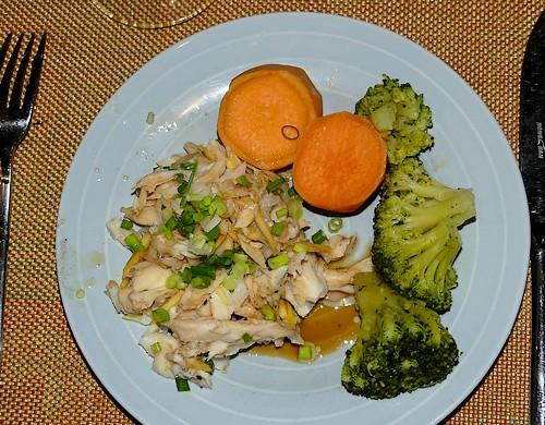 presentation assiette