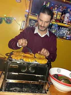 cuisson ananas four reblochon forge de megeve