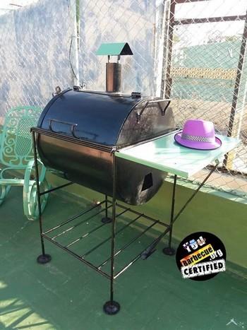 barbecue traditionnel cubain