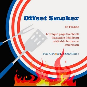 logo BBq Offset smoker de France