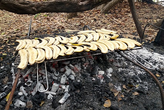 recette bananes flambées au rhum