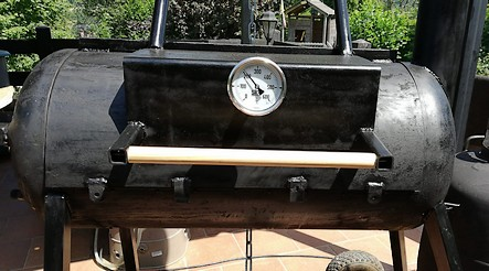 thermostat offset smoker