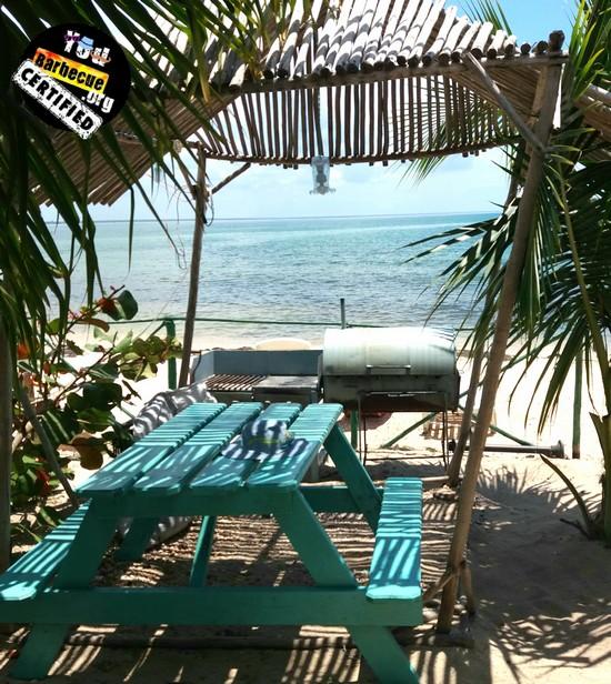 barbecue et langouste playa larga cuba